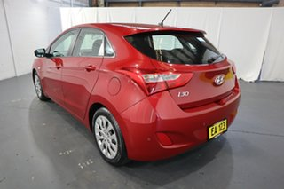 2017 Hyundai i30 GD4 Series II MY17 Active Red 6 Speed Sports Automatic Hatchback