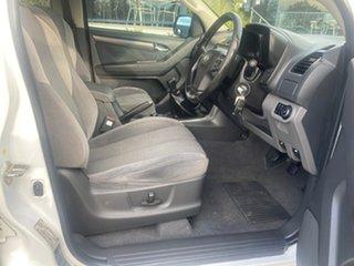 2012 Holden Colorado RG MY13 LTZ Crew Cab White 5 Speed Manual Utility