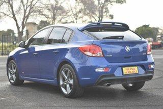 2016 Holden Cruze JH Series II MY16 SRI Z-Series Blue 6 Speed Manual Hatchback