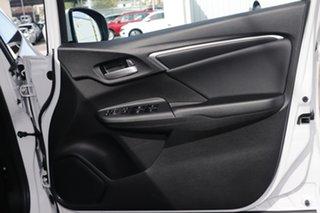 2019 Honda Jazz GF MY20 VTi-L White 1 Speed Constant Variable Hatchback