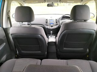 2010 Hyundai i30 FD MY11 SLX Vivid Blue 4 Speed Automatic Hatchback