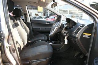 2013 Hyundai i20 PB MY14 Active Grey 6 Speed Manual Hatchback