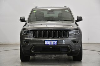 2016 Jeep Grand Cherokee WK MY16 75th Anniversary Grey 8 Speed Sports Automatic Wagon.