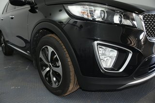 2017 Kia Sorento UM MY17 SLi (4x4) Aurora Black 6 Speed Automatic Wagon.