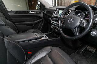 2014 Mercedes-Benz M-Class W166 ML350 BlueTEC 7G-Tronic + Obsidian Black 7 Speed Sports Automatic.