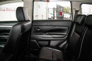 2014 Mitsubishi Outlander ZJ MY14 LS (4x2) Silver Continuous Variable Wagon