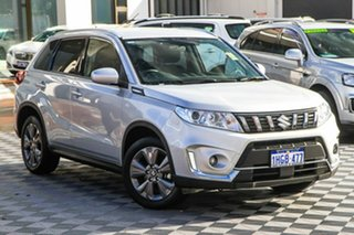 2021 Suzuki Vitara LY Series II 2WD Silky Silver 6 Speed Sports Automatic Wagon.