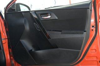 2017 Toyota Corolla ZRE182R Ascent Sport S-CVT Orange 7 Speed Constant Variable Hatchback