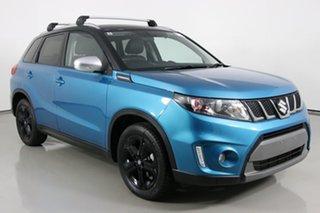2016 Suzuki Vitara LY RT-X (4WD) Turquoise 6 Speed Automatic Wagon.