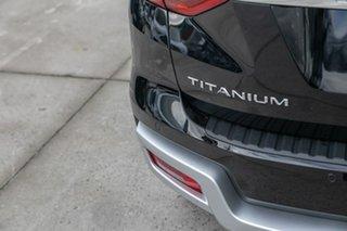 2020 Ford Everest UA II 2021.25MY Titanium Black 10 Speed Sports Automatic SUV