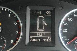 2013 Volkswagen Tiguan 5N MY14 118TSI 2WD White 6 Speed Manual Wagon