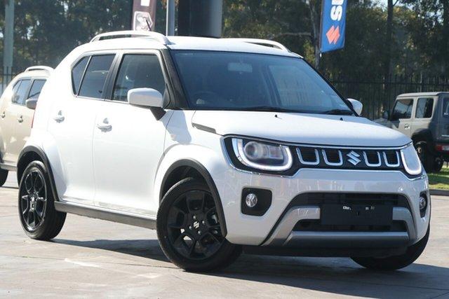 New Suzuki Ignis MF Series II GLX Springwood, 2021 Suzuki Ignis MF Series II GLX White 1 Speed Constant Variable Hatchback