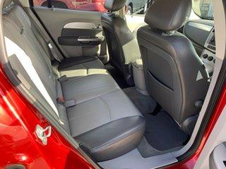 2007 Chrysler Sebring JS Touring Red 4 Speed Automatic Sedan