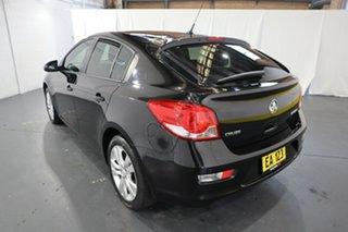 2015 Holden Cruze JH Series II MY15 Equipe Black/Grey 6 Speed Sports Automatic Hatchback