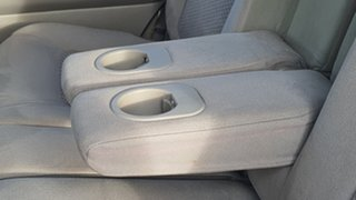 2003 Nissan Patrol GU III MY2003 ST Silver 4 Speed Automatic Wagon