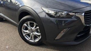 2015 Mazda CX-3 DK2W76 Maxx SKYACTIV-MT Grey 6 Speed Manual Wagon.