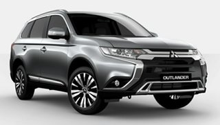 2021 Mitsubishi Outlander ZL MY21 LS 2WD Silver 6 Speed Constant Variable Wagon
