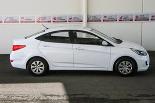 2017 Hyundai Accent RB4 MY17 Active 6 Speed CVT Auto Sequential Sedan.
