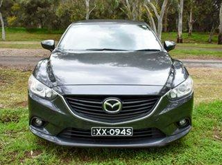 2013 Mazda 6 GJ1031 Sport SKYACTIV-Drive Grey 6 Speed Sports Automatic Sedan