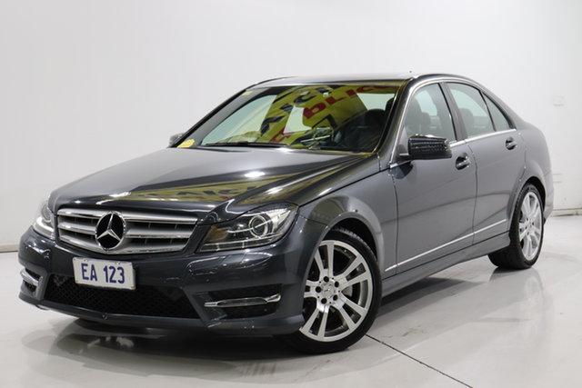 Used Mercedes-Benz C-Class W204 MY13 C250 CDI 7G-Tronic + Avantgarde Brooklyn, 2013 Mercedes-Benz C-Class W204 MY13 C250 CDI 7G-Tronic + Avantgarde Grey 7 Speed Sports Automatic