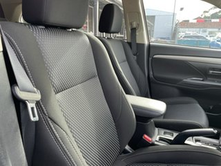 2017 Mitsubishi Outlander ZK MY17 LS 2WD Red 6 Speed Constant Variable Wagon