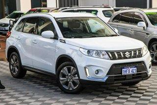2021 Suzuki Vitara LY Series II 2WD Cool White 6 Speed Sports Automatic Wagon.