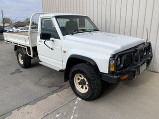 1999 Nissan Patrol GQ ST 5 Speed Manual Cab Chassis.