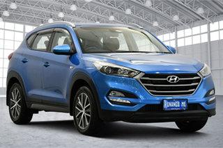 2016 Hyundai Tucson TL Active X 2WD Ara Blue 6 Speed Sports Automatic Wagon.
