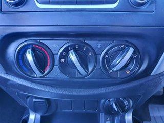 2015 Nissan Navara D23 RX White 6 Speed Manual Utility
