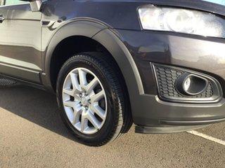 2015 Holden Captiva CG MY15 7 Active Grey 6 Speed Sports Automatic Wagon