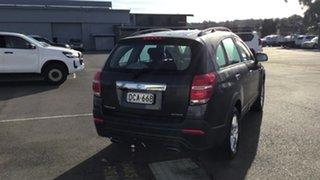 2015 Holden Captiva CG MY15 7 Active Grey 6 Speed Sports Automatic Wagon.