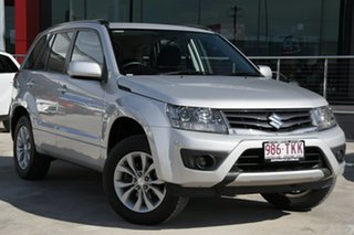 2013 Suzuki Grand Vitara JB MY13 Sport Silver 5 Speed Manual Wagon.