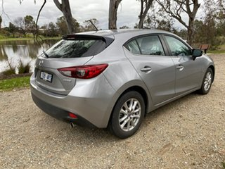 2015 Mazda 3 BM5478 Touring SKYACTIV-Drive Silver 6 Speed Sports Automatic Hatchback