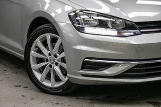 2019 Volkswagen Golf 7.5 MY19.5 110TSI DSG Comfortline Silver 7 Speed Sports Automatic Dual Clutch.