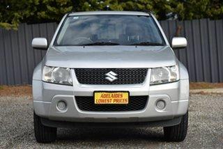 2010 Suzuki Grand Vitara JB MY09 Silver 4 Speed Automatic Hardtop.