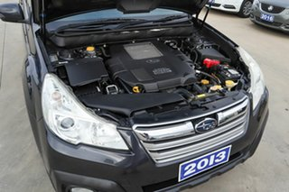 2013 Subaru Outback B5A MY13 2.0D Lineartronic AWD Premium Black 7 Speed Constant Variable Wagon