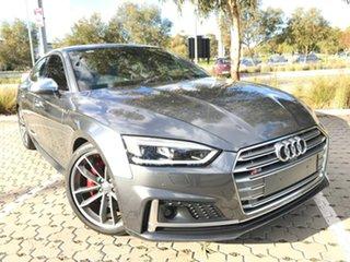 2018 Audi S5 F5 MY19 Sportback Tiptronic Quattro Grey 8 Speed Sports Automatic Hatchback.