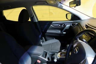 2016 Nissan Qashqai J11 ST Pearl White 6 Speed Constant Variable Wagon