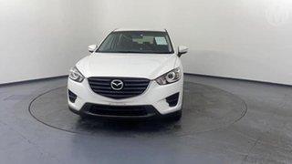 2016 Mazda CX-5 KE1032 Maxx SKYACTIV-Drive AWD Crystal White 6 Speed Sports Automatic Wagon