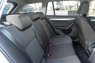 2016 Skoda Octavia NE MY17 Ambition DSG 110TSI White 7 Speed Sports Automatic Dual Clutch Wagon