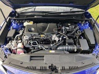 2018 Toyota Camry AXVH71R Ascent Blue 6 Speed Constant Variable Sedan Hybrid.