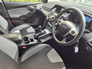 2013 Ford Focus LW MkII Sport Blue 5 Speed Manual Hatchback