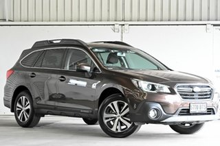 2018 Subaru Outback B6A MY18 2.5i CVT AWD Oakbrown 7 Speed Constant Variable Wagon.
