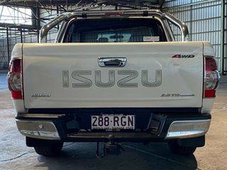 2010 Isuzu D-MAX MY10 Limited Edition II White 4 Speed Automatic Utility
