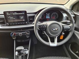 2020 Kia Rio YB MY20 S Silver 4 Speed Sports Automatic Hatchback
