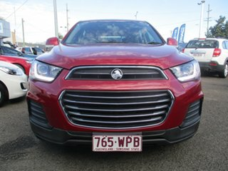 2016 Holden Captiva CG MY16 7 LS (FWD) Red 6 Speed Automatic Wagon