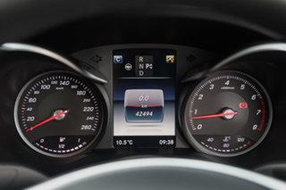 2015 Mercedes-Benz C-Class W205 806MY C250 7G-Tronic + Iridium Silver 7 Speed Sports Automatic Sedan