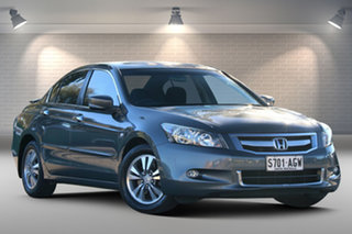 2010 Honda Accord 8th Gen MY10 Limited Edition Grey 5 Speed Sports Automatic Sedan.