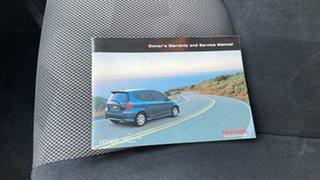 2006 Honda Jazz MY06 VTi Silver 7 Speed CVT Auto Sequential Hatchback
