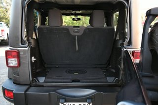 2016 Jeep Wrangler JK MY17 Sport Grey 5 Speed Automatic Softtop